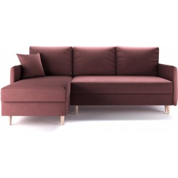 CORNER SOFA BED SLIM