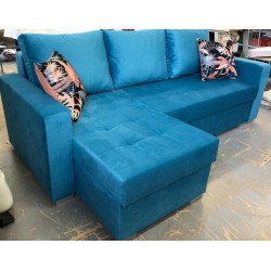 CORNER SOFA BED CARL