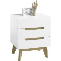 BEDSIDE TABLE CERVO VIII