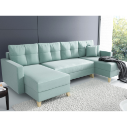 CORNER SOFA BED VESSO
