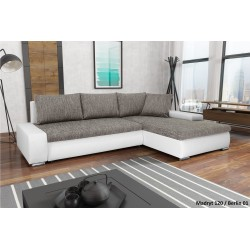 CORNER SOFA BED KORES I