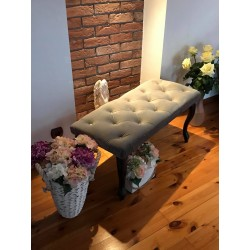 QUILTED BENCH CHESTRERFIELD