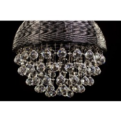 CEILING CRYSTAL LAMP BEATRICA W6