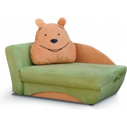POOH SINGLE BED
