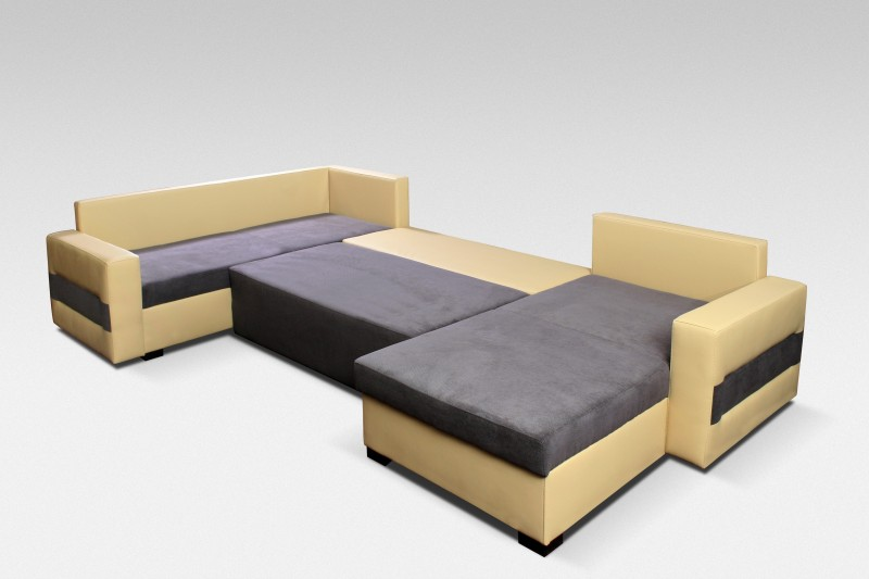 Bertone Corner Sofa Bed