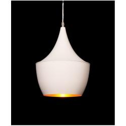 LAMPA INDUSTRIALNA FOGGI 12B BIAŁA