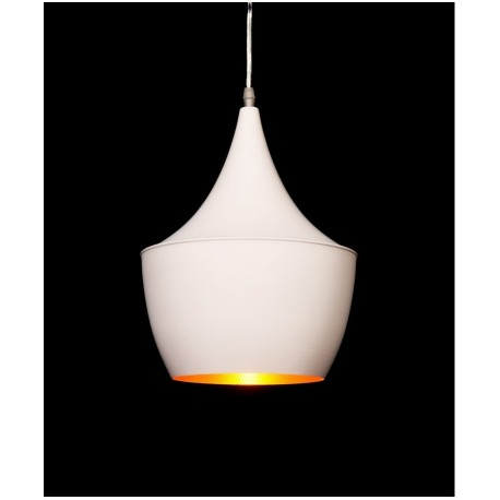 INDUSTRIAL LAMP FOGGI 12B WHITE