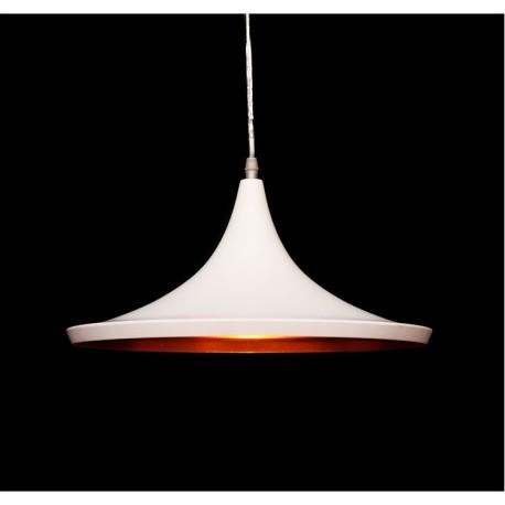 LAMPA INDUSTRIALNA FOGGI 12C BIAŁA