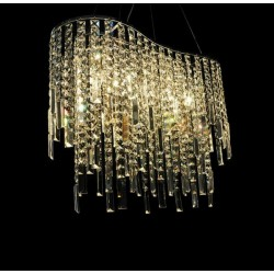 CRYSTAL HANGING LAMP ZUCCHERO 650