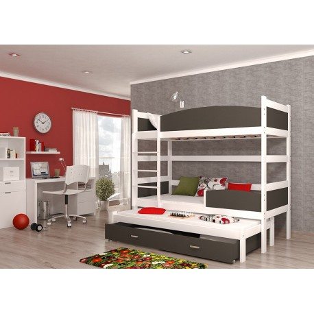 TWIST 3 BUNK BED