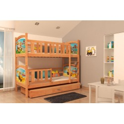TAMI BUNK BED