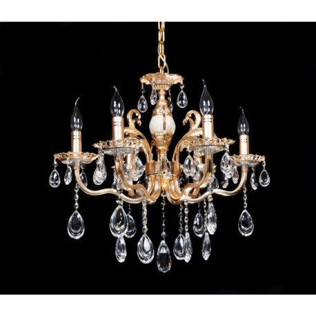 CRYSTAL CHANDELIER DELUXIVE W2