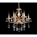 CRYSTAL CHANDELIER DELUXIVE W6