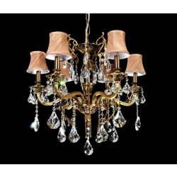 CRYSTAL CHANDELIER LUSSINARE W6