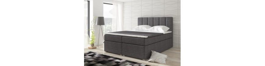 Łóżka Box Springs