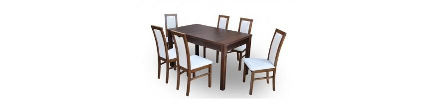 Zestawy stół i krzesła