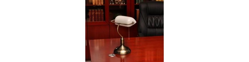 Lampy nocne i biurkowe